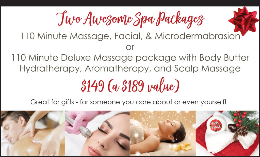 Day Spa Promo Xanadu